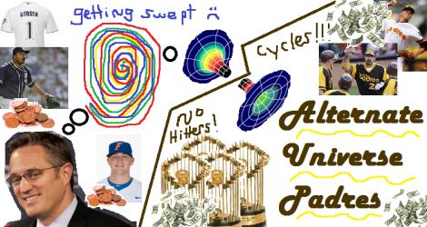 Alternate Universe Padres