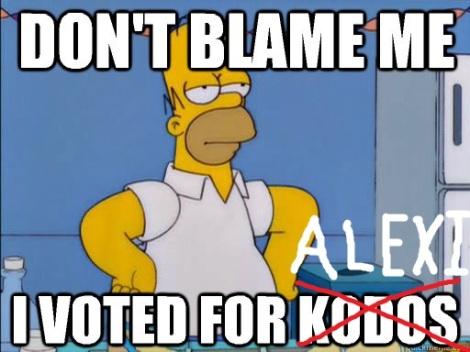 Alexi Vote